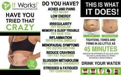 Have you tried that crazy wrap thing please visit www donnacoxwraps