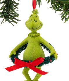 Grinch Christmas Tree Decorations Outdoor Pinterest