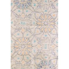 Found it at Wayfair.ca - Marquee Floral Natural Area Rug
