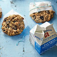Scrumptious Oatmeal Cookies and Bars