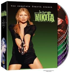 Amazon.com: La Femme Nikita:   Michael and Nikita really how can you not love a cry who cries blood.