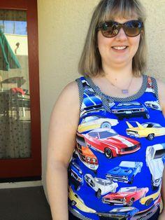 Erika Made It: Car Wardrobe for Barrett Jackson Auction