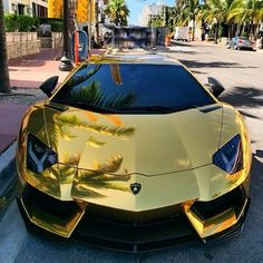The Lamborghini Gallardo - Super Car Center Super Sport Cars, Super Cars, Sexy Cars, Hot Cars, Gold Lamborghini, Chrome Cars, Car Carrier, Wattpad, Best Luxury Cars