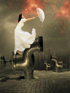 Creative Surreal Photo Manipulations ✯ www.pinterest.com/wholoves/art ✯ #art #surrealism