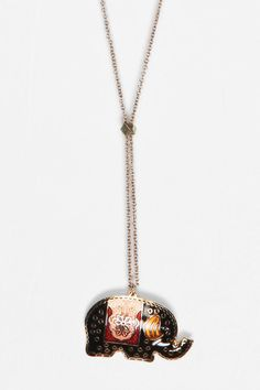 what about this idea with different African pendants?