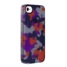 Camo Patriot iPhone Case