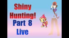 Shiny Hunting in Pokemon Diamond w/ Tyler Part 8! Shiny Hunting Chimchar!