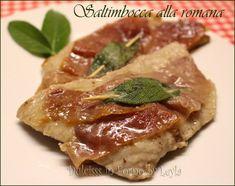 Saltimbocca alla romana, ricetta semplice e sfiziosa