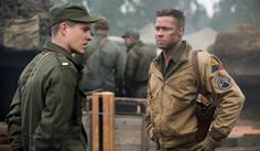 It's a war movie unlike any other that's been made about the second World War— and making that required a  lot  of attention to detail, as we learned by watching the crew at work last November.