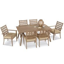 Point Reyes 7 Piece Dining Set From Orchard Supply Hardware 699 99