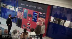 Sponsored: Kleine Challenge am Snackautomat