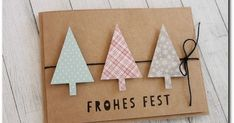 Christmas Balls, Winter Christmas, Christmas Time, Christmas Crafts, Christmas Decorations, Handmade Christmas, Christmas Cards To Make, Xmas Cards, Diy Cards