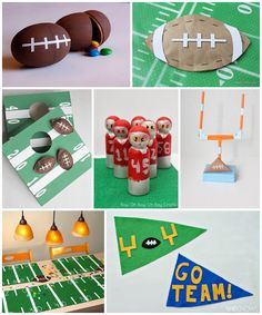 7 Fun Football Crafts for Kids