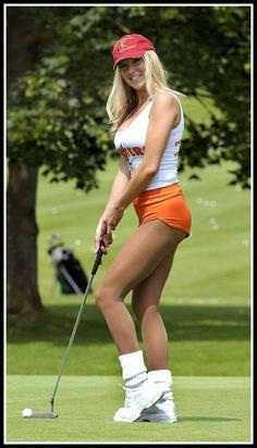 Golf caddy sluts join. happens