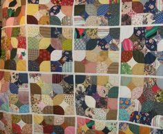"""I call it the """"ugly"""" quilt but it came out beautiful"""