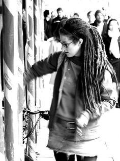 I cannot wait to get my dreads after the new year! #dreads