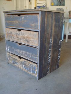 looking for the perfect neglected dresser for this one...