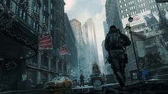 TOM CLANCY'S: THE DIVISION - 10MIN GAMEPLAY WALKTH...