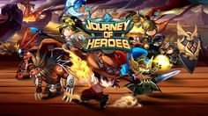 journey of heroes android - Google Search