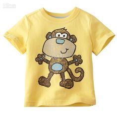 Wholesale Children's T-shirts - Buy Boys Tees Shirts Tops Tshirts Jersey Boats Jumpers Baby T-shirts Singlets Blouses Kid Outfits LMQ73, $4....