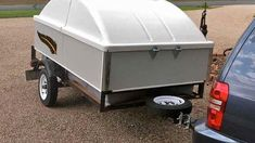 The Tail Feather MINI camper is available now for $2,500