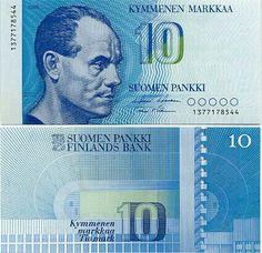 Memories of markka | Finland-Paavo Nurmi