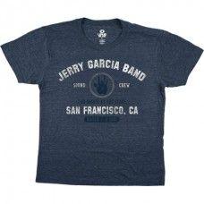 Jerry Garcia band t-shirt