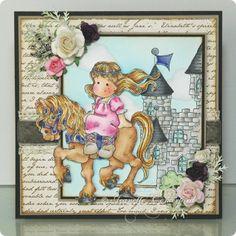 Tilda's Princess Horse