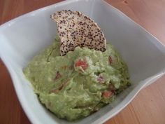 Guacamole Recipe!   Great for Super Bowl parties or any gathering. Full recipe and video at: http://blendhappy.com/super-bowl-recipes/