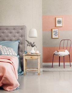 Beautiful Pastel Interior