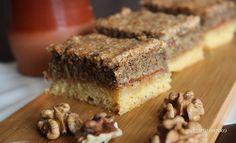 Poppy Cake, Hungarian Recipes, London, Sweet, Pastries, Snacks, Weddings, Dios, Kuchen