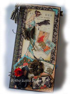 Gothic Lolita Style: Album Couture Graphic 45