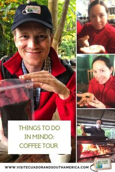 Things to do in Mindo: Coffee Tour - Visit Ecuador and South America Latin America, South America, Mindo Ecuador, Stuff To Do, Things To Do, Spanish Speaking Countries, Galapagos Islands, Just Dream, How To Speak Spanish
