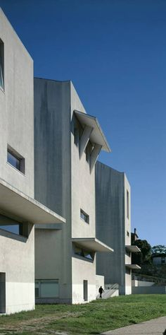 faculty of architecture by Alvaro Siza Vieira