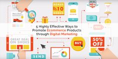Check out 5 Highly Effective Ways to Promote Ecommerce Products through Digital Marketing. - Ecommerce Marketing Agency in Delhi provides digital marketing solutions for your ecommerce business. Marketing Automation, Email Marketing, Digital Marketing, Marketing News, Social Campaign, Email Campaign, Engagement Emails, Customer Lifetime Value, Customer Behaviour