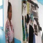 Arrestation d'une importante cheffe de gang dominicaine par la PNH