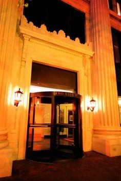 Night Scenes from Savannah Georgia St Patrick's Day Parade Victorian Architecture David McBride Photography 0006