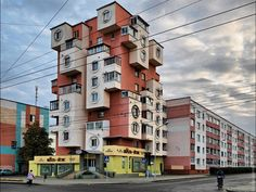 People want to tear down these architectural masterpieces because they're too depressing
