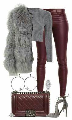 32 Winter Fashion 2018 To Rock This Year Fashion 2018 mode rock 32 Winter Fashion 2018 To Rock This Year - Fashion New Trends Winter Fashion Outfits, Look Fashion, Autumn Winter Fashion, New Fashion, Trendy Fashion, Womens Fashion, Winter Fashion Women, 2018 Winter Fashion Trends, Fashion Beauty