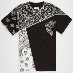 FAMOUS STARS & STRAPS Paze Over Mens T-Shirt