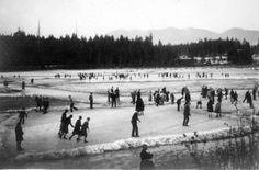 Archive Photos of Ice Skating in Vancouver » Vancouver Blog Miss604