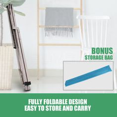 Stainless Foldable Clothes Airer Drying Rack Hanger Anti-Rust Windproof for sale online Clothes Drying Racks, Bag Storage, Wardrobe Rack, Rust, Hanger, Ebay, Home, Design, Clothes Hanger