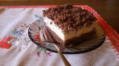 Krtkova torta na plechu