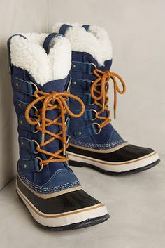 Anthropologie Favorites:: Sneakers and Cold Weather Boots