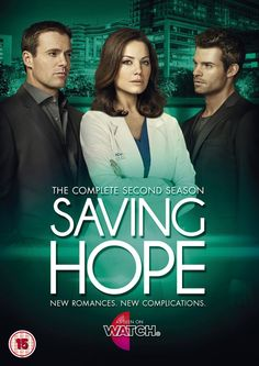 Saving Hope (my current binge watching obsession this summer). I am almost finished with season 2. Season 3 is available, but because the show is Canadian based season 4 is not available in the US yet. (Summer 2016)