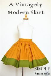 Fantastic skirt! I need to make one of these.