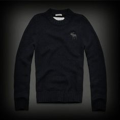 ★シンプルなセーターは1枚あると重宝しそうですね♪  ★ウール40%ナイロン30%アクリル30%上質で柔らかなニット素材で着心地バツグン #ITShop