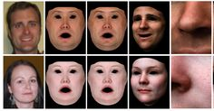 Researchers have used a deep convolutional neural network system to produce photorealistic 3D renders of faces, with fine details like pores, stubble and other features, all from a single input image. The system even worked on low resolution photographs.