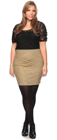 Forever 21 Plus Size. I love this. Someone buy it for me?