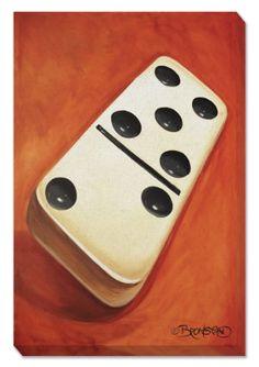 "David Bromstad ""Domino"" Artwork"